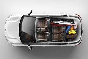 Citroën C5 Aircross 一般级距大中型SUV运动休旅