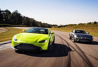 庆祝品牌导入10年、加配备维持880万,Aston Martin总代理在台推出10辆Vantage精选车