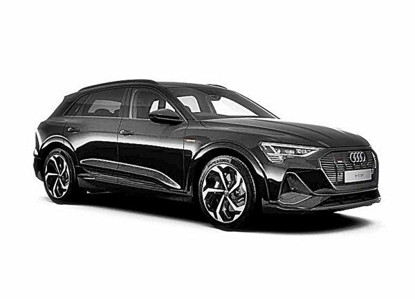 AUDI首款电动车e-tron SUV推出小改款,车内数位科技大进化